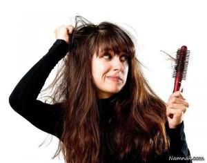 درمان ریزش مو با گیاهان دارویی و روغن ها