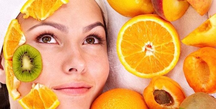 ماسک میوه ای برای زیبایی پوست