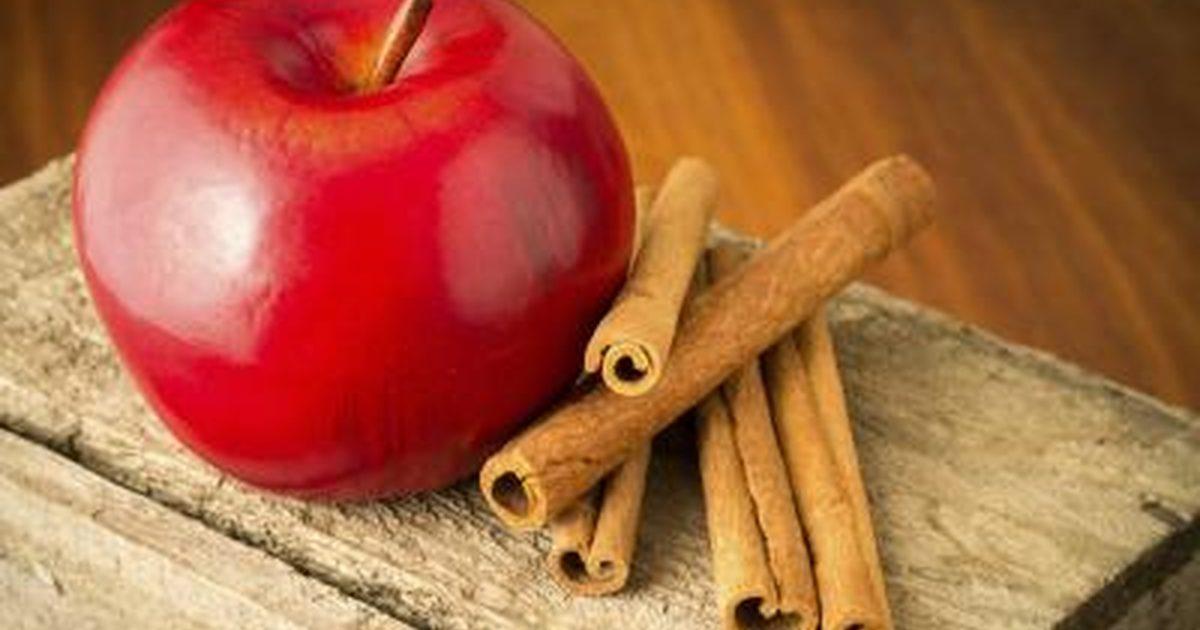 خواص دم نوش سیب و دارچین