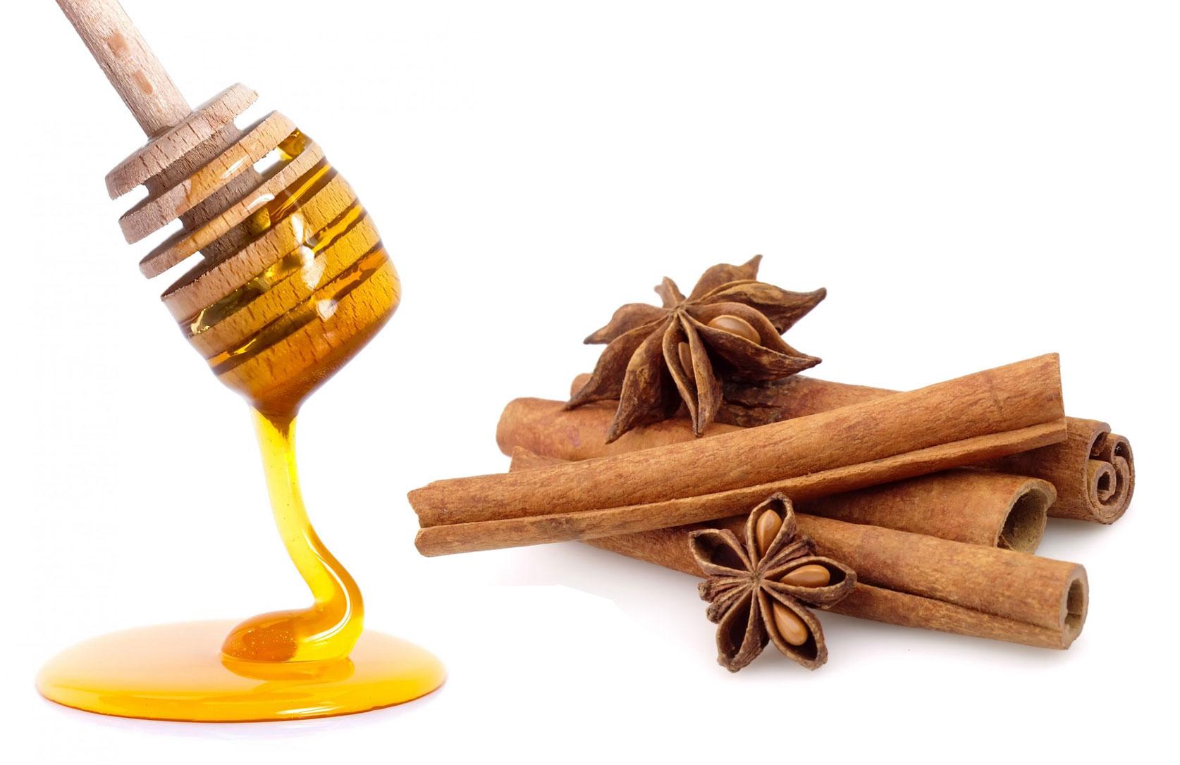 ماسک عسل و دارچین - ماسک عسل - درمان جوش صورت
