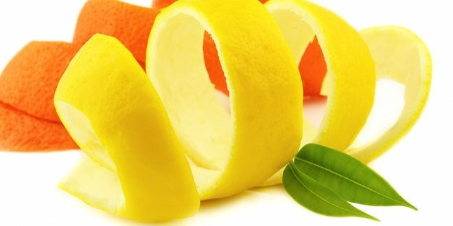 خواص پوست میوه