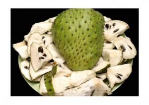 میوه عجیب السورسوپ Soursop