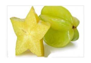 میوه عجیب و لوکس ستاره Sta fruit