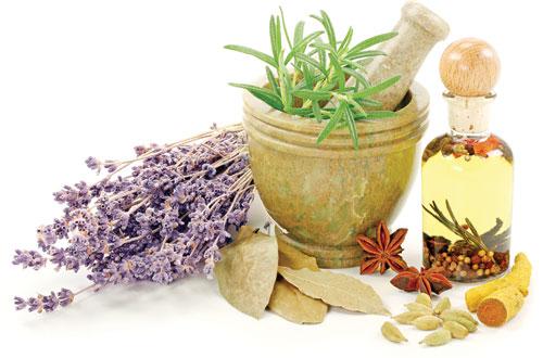 داروهای گیاهی برای سینوزیت
