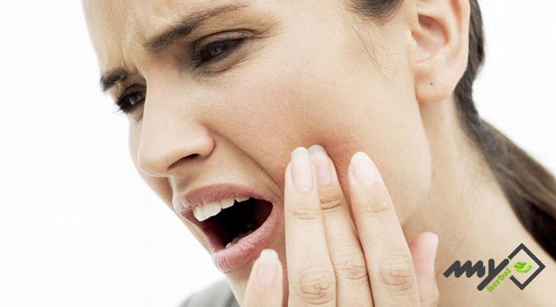 درمان عفونت دندان و آبسه
