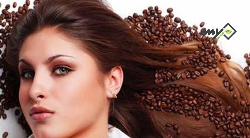 رشد مجدد موها با قهوه