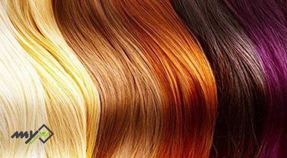 رنگ موهای طبیعی با گیاهان دارویی