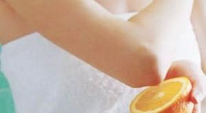 روشن کردن نواحی تیره زانو ، آرنج و زیربغل