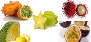 میوه های لوکس و عجیب