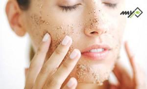 توصیه های مهم برای اسکراب پوست