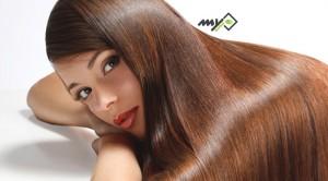 بهترین صاف کننده های طبیعی مو - صاف کردن موی فر