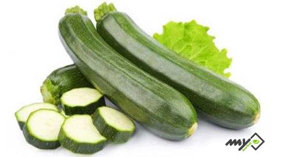 کدو سبز چطور باعث لاغری می شود؟