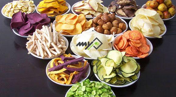 میان وعدههای کم کالری را بشناسید
