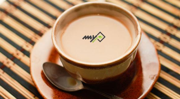 چای شیری , طرزتهیه چای شیری